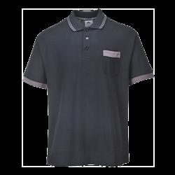 Kontrastowa koszulka polo Portwest Texo