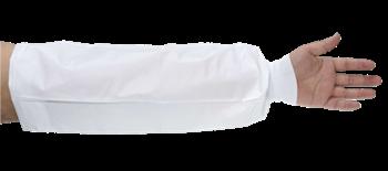 Zarękawki mikroporowate BizTex z dzianymi mankietami Typ 6PB