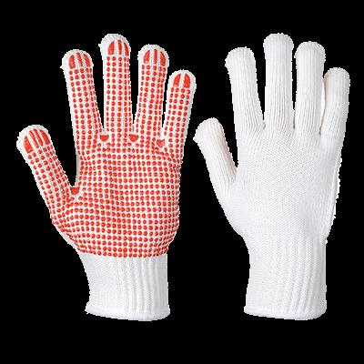 Ciężka rękawica nakrapiana Polka
