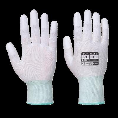 Rękawica nylonowa z palcami powlekanymi PU