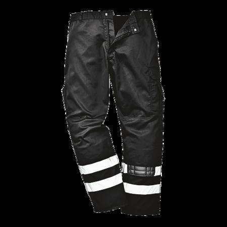 Spodnie bojówki odblaskowe Iona