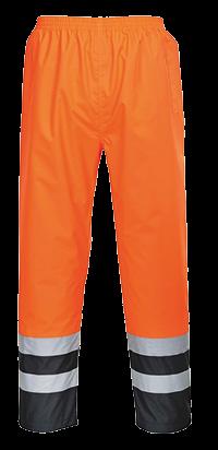 Spodnie ostrzegawcze